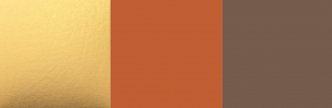 Fall wedding color palette inspiration