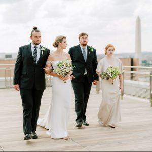 Grace and Ivory Wedding Dress in Washington DC